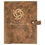 Thumbnail: Leatherette Book/Bible Cover with Snap Closure