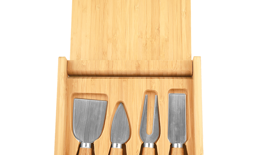 Cheese Set with 4 Tools