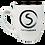 Thumbnail: 16 oz. Ceramic Bistro Mug