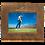 "Thumbnail: 5"" x 7"" Leatherette Photo Frame"