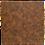 "Thumbnail: 14"" x 14"" Leatherette Wall Decor & Signage"