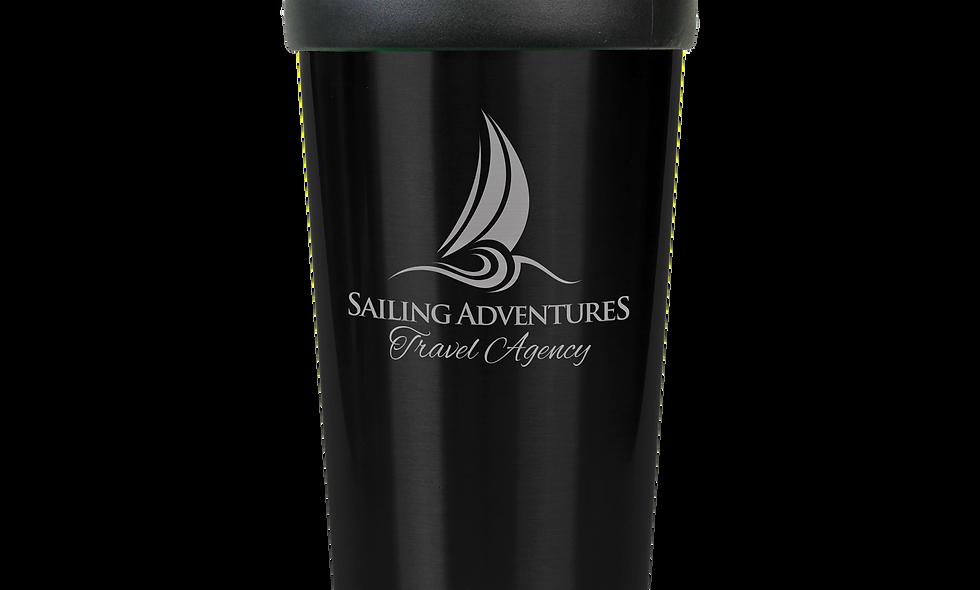 16 oz. Gloss Travel Mug