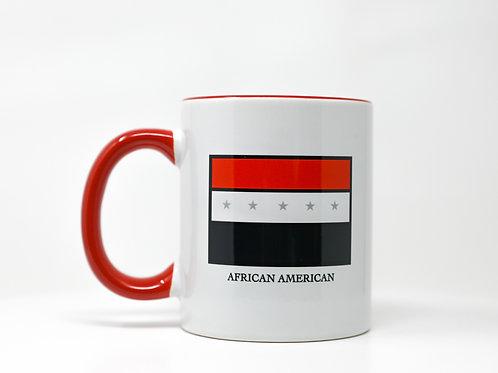 AFRICAN AMERICAN PRIDE MUG