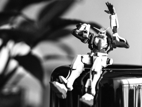 Start small: lessons from a Transformers RC