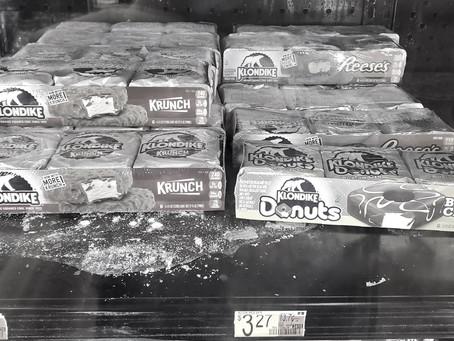 Klondike Donut Bars