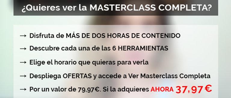 MASTERCLASS DE INTERPRETACIÓN COMPLETA