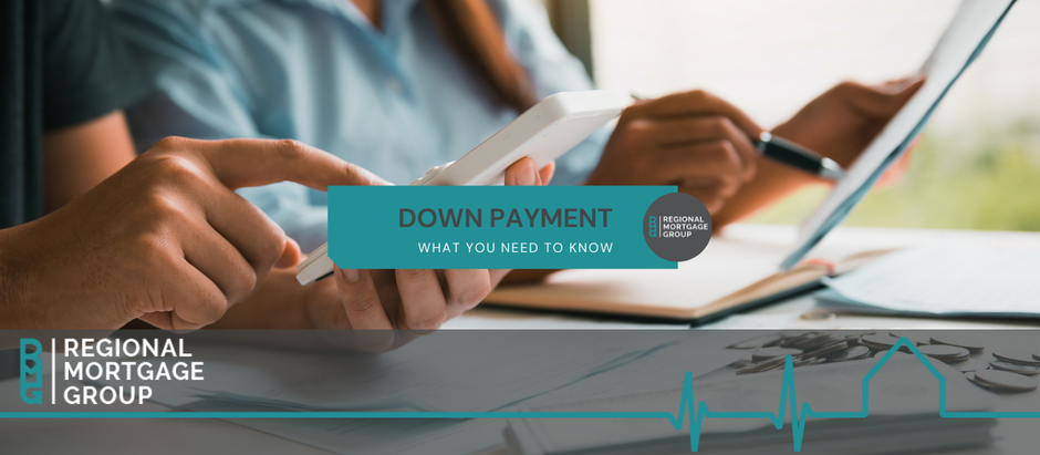 Your Down Payment Details