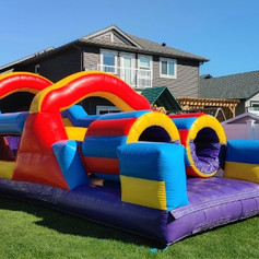 35' Obstacle Course