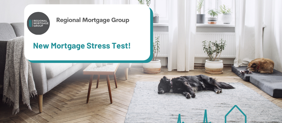 Stress Test Changes - June 1st 2021