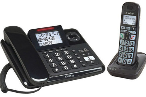 E814CC Amplified Corded/Cordless Combo with Answering Machine