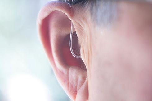 Modern digital in the ear hearing aid fo