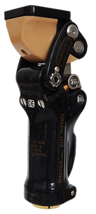 Tehlin Graph-lite 5 bar pneumatic knee joint distributed by XPROS.