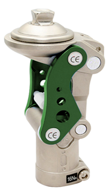 S400 4 bar polycentric knee