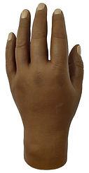 Regal Silicone Partial Hand Model 103