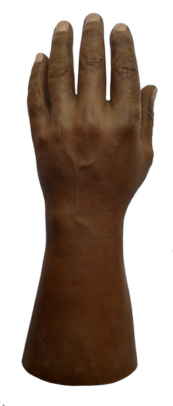 High Definition Silicone Hand