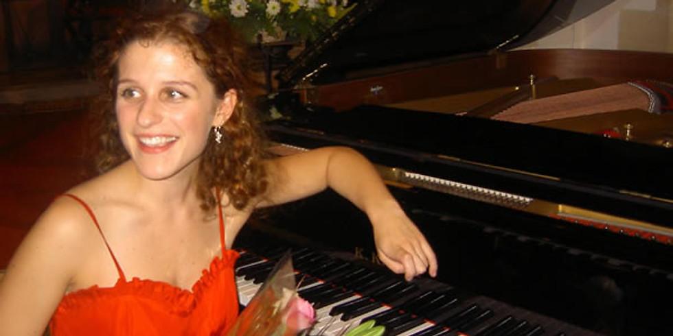 Piano & clarinet recital