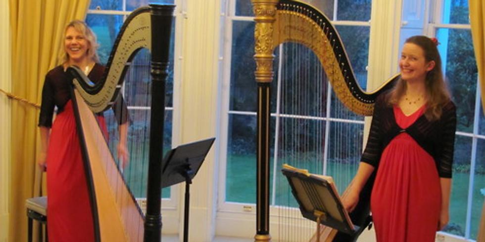 Harp Noire concert