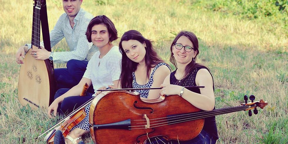 Totnes Early Music Society IMPROVISO concert