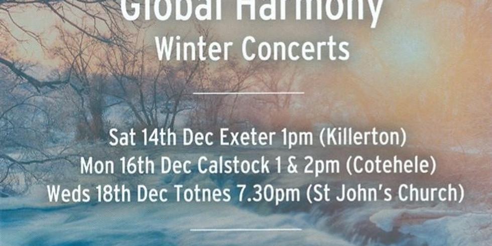 Global Harmony Winter Concert