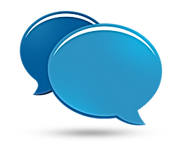 discussion bubbles icon.png