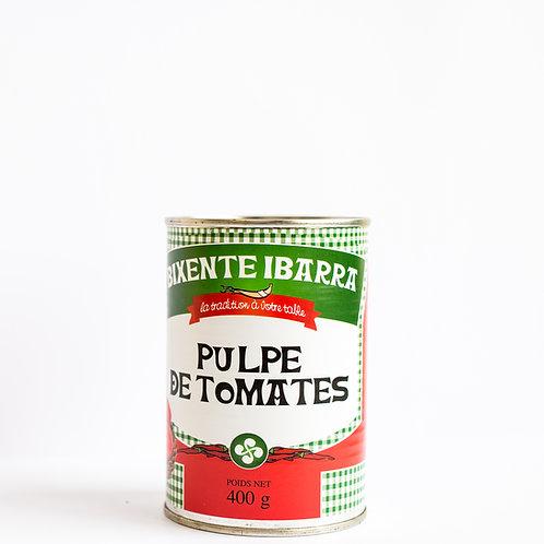 Pulpes de tomates
