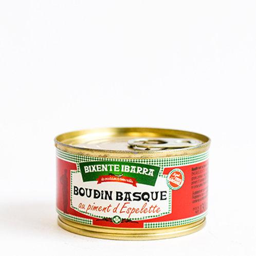 Boudin basque au piment d'Espelette