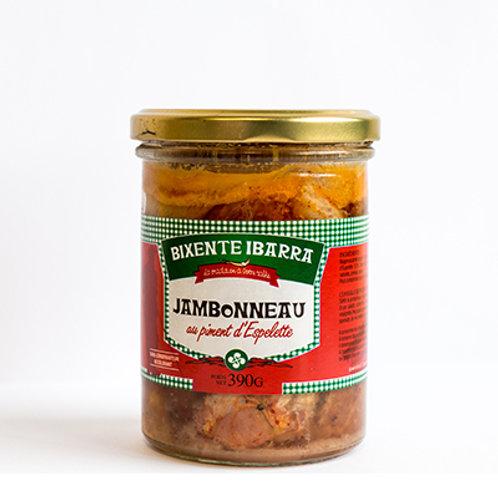 Jambonneau au piment d'Espelette
