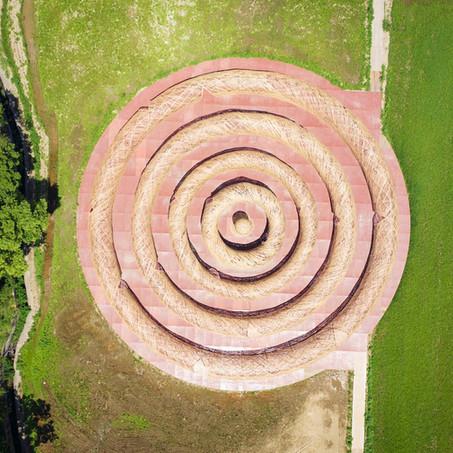 The Ripple Maze at Gaoshuang / 高雙陂塘漣漪迷宮