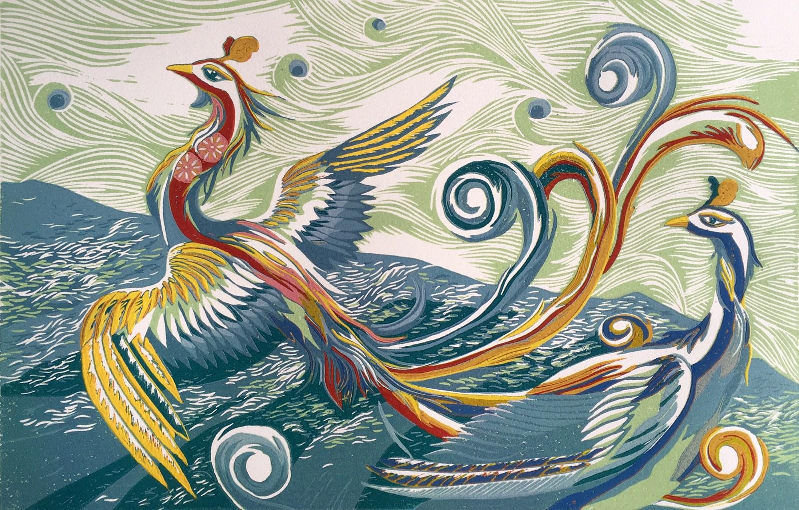 鳳凰Phoenix [1600x1200]