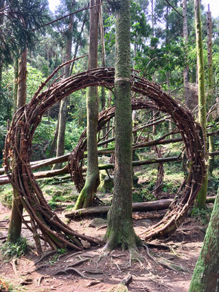 自然邊界的螺旋  The Spiral of Nature's Boundary