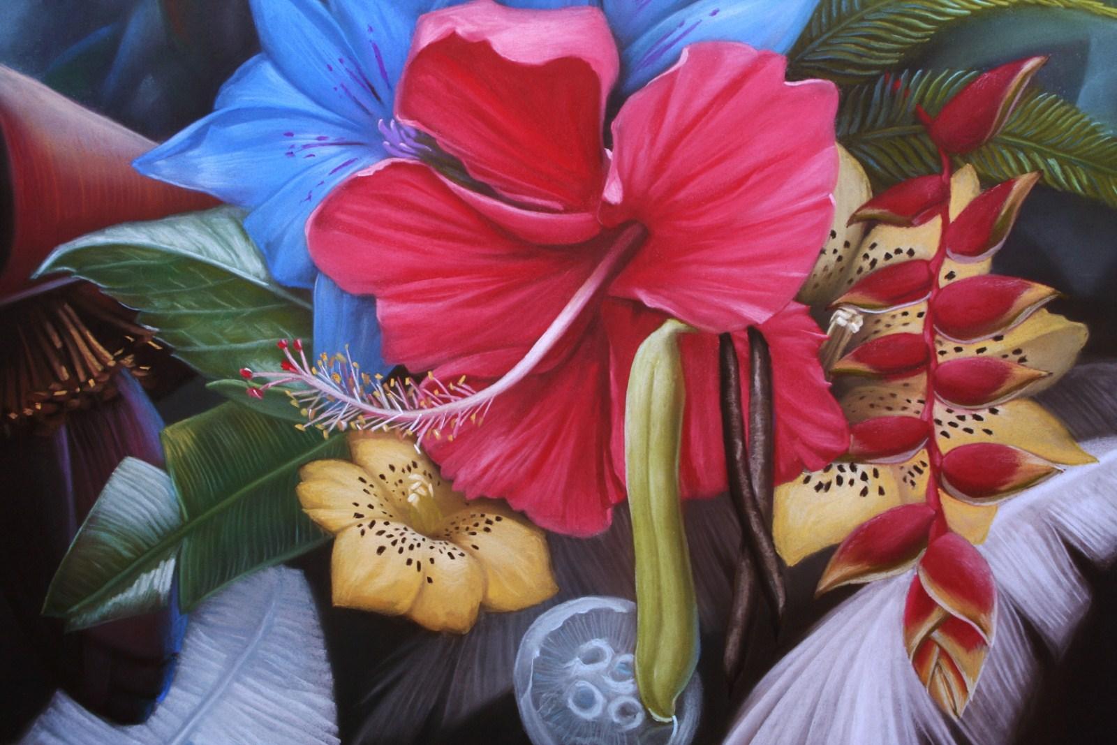 花頌 Flower celebration