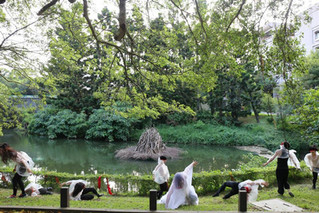 藝術生境-水孕 / Ecological niche of art_Gravida - 2