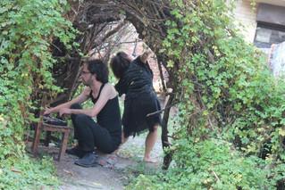"""68藝術野營地"" 表演-1 / ""Camping garden 68″ performance-1"