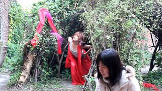 """68藝術野營地"" 表演-4 / ""Camping garden 68″ performance-4"