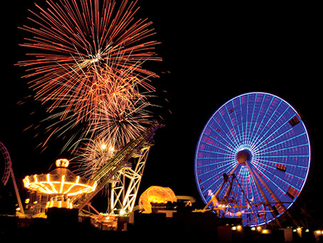 Wildwood Cancels July 4th Fireworks