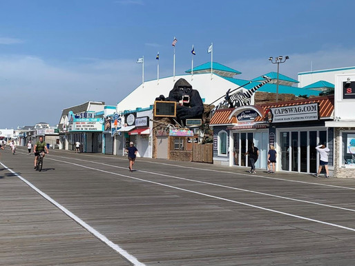 A Showdown at the Seashore: Small Businesses Push Back Against Governor