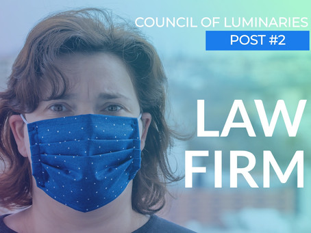 4.10.20: COVID-19 Crisis Series LAW FIRM