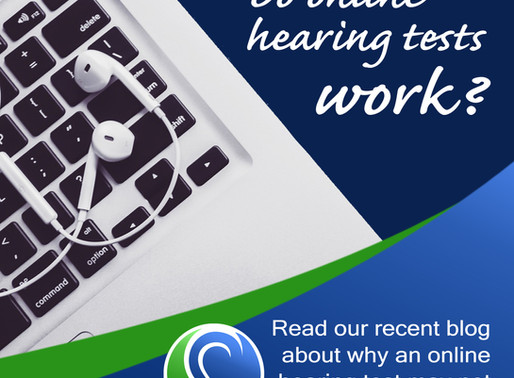 5 Reasons to Reconsider taking an Online Hearing Test