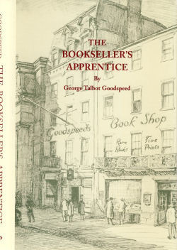 Books About Bookselling: The Bookseller's Apprentice