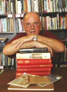William Knox, The Penang Bookshelf, Penang, Malaysia