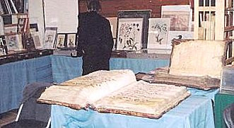 Fall 2003 MARIAB Book Fair: Making a Regional Fair Work