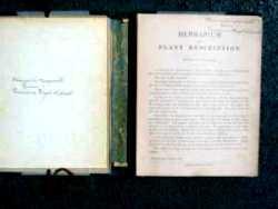 Ephemeral Assays: Herbarium Symposium