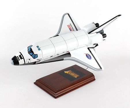 SPACE SHUTTLE ATLANTIS  1/100 Scale