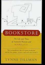 Book review: Bookstore: The Life and Times of Jeannette Watson and Books & Co