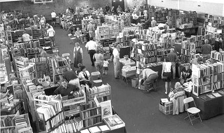 From On-Line to Selling at Antiquarian Book Fairs