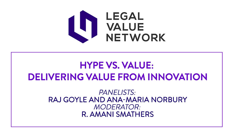 Hype vs. Value: Delivering Value from Innovation