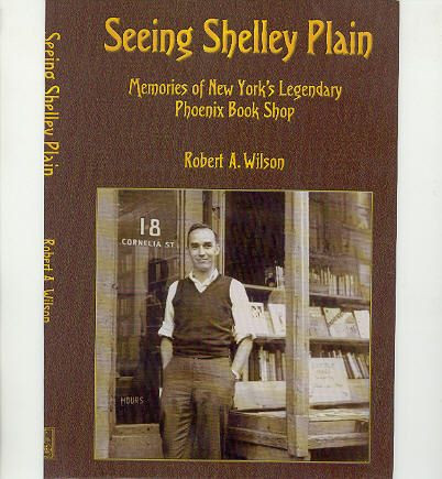 BEST OF: Books About Bookselling: Seeing Shelley Plain