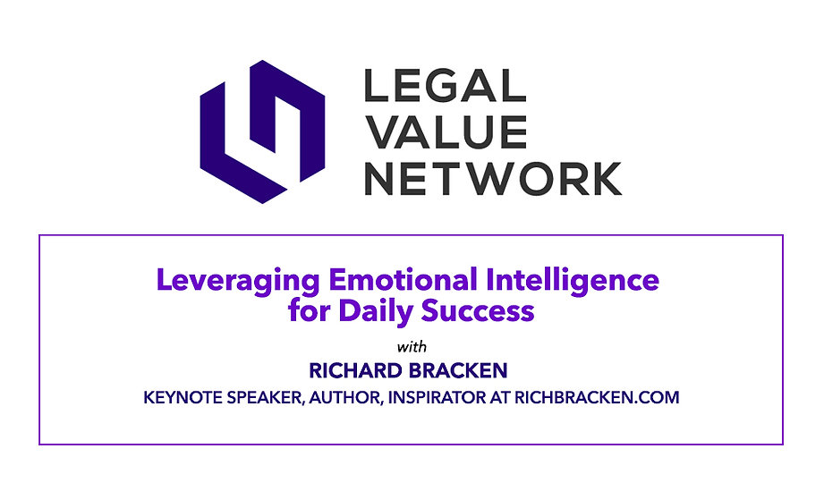 Leveraging Emotional Intelligence for Daily Success with Rich Bracken