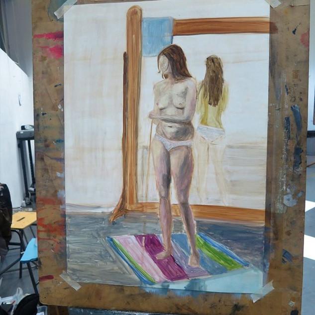 Untitled III (Life Painting)