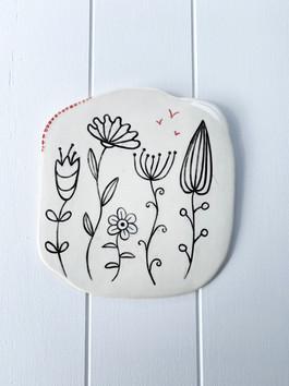 Porcelain Hanging no.59